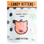 Candy Kittens Peach Fizz Gourmet Candy 54g