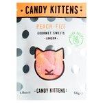 Candy Kittens Peach Fizz Gourmet Candy 54g