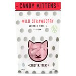 Candy Kittens Wild Strawberry 138g