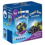 Capri Sun Blackcurrant 4X200ml