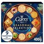 Carrs Seasonal Selection Carton 400g
