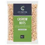 Catering Size Curtis Catering Cashew Nuts 1kg