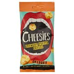 Cheesies Cheddar Crunchy Popped Cheese 20g