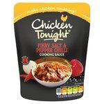 Chicken Tonight Fiery Salt And Pepper Chilli Cooking Sauce 250G