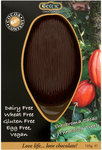 Choices Dairy Free Dark Chocolate Easter Egg 125g