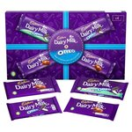 Christmas Cadbury Dairy Milk and Oreo Selection Box 430g