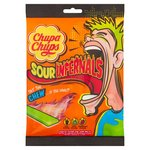 Chupa Chups Sour Infernals Chews Bag 120g