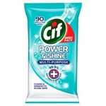 Cif Power and Shine Antibac Wipes 90 per pack
