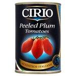 Cirio Peeled Plum Tomatoes 400g