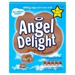 Clearance Line Angel Delight No Added Sugar Chocolate 47g