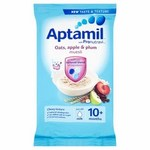 Clearance Line Aptamil 10 Month Oats Apple and Plum Muesli 275g