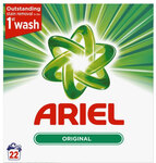 Clearance Line Ariel Bio Washing Powder 22 Wash 1.43kg **This is 27 Wash**