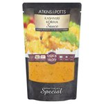Clearance Line Atkins and Potts Kashmiri Korma Sauce 350g