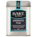 Clearance Line Bart Blends Aromatic Thai Seasoning Tin 65g