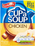 Clearance Line Batchelors Cup A Soup Original Chicken 4 Sachets