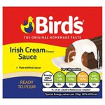 Clearance Line Birds Ready to Serve Irish Cream Flavour Sauce 465g