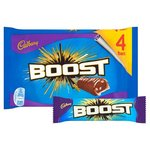 Clearance Line Cadbury Boost 4 Pack