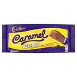 Clearance Line Cadbury Caramel Cake Bars 5 pack ***EXPIRY 27/01/2020***