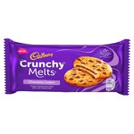 Clearance Line Cadbury Crunchy Melts Chocolate Centre Cookies 156G