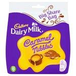 Clearance Line Cadbury Dairy Milk Caramel Nibbles 242G