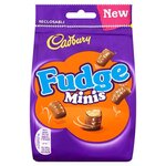 Clearance Line Cadbury Fudge Minis 120G