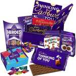 Clearance Line Cadbury Thinking of You Chocolate Gift Hamper 1.1Kg ***EXPIRES EARLY 2022***