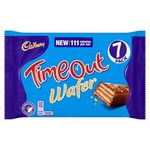 Clearance Line Cadbury Time Out 7 Pack