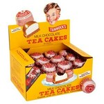 Clearance Line Catering Pack Tunnocks Milk Chocolate Teacakes 36 x 24g