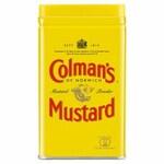 Clearance Line Colmans English Mustard Powder 113g Tin