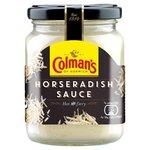 Clearance Line Colmans Horseradish Sauce 136ml