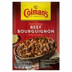 Clearance Line Colmans Mix for Beef Bourguignon 40g