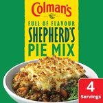 Clearance Line Colmans Mix for Shepherds Pie 50g