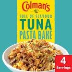 Clearance Line Colmans Tuna Pasta Bake Mix 44g
