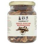 Clearance Line Cooks and Co Dried Porcini Mushrooms 40g