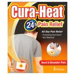 Clearance Line Cura Heat Heat Pack 3pk