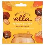 Clearance Line Deliciously Ella Peanut Butter Energy Balls 48g