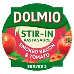 Clearance Line Dolmio Stir In Smoked Bacon and Tomato Pasta Sauce 150g