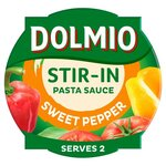 Clearance Line Dolmio Stir In Sweet Pepper Sauce 150g