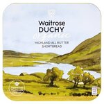 Clearance Line Duchy Waitrose Organic Originals Shortbread Tin 300g
