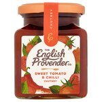 Clearance Line English Provender Sweet Tomato and Chilli Chutney 325g