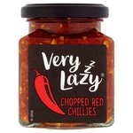Clearance Line English Provender Very Lazy Red Chillies 190g