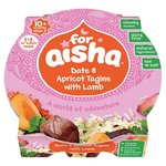 Clearance Line For Aisha Date and Apricot Tagine with Lamb 10 Month 190g