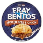 Clearance Line Fray Bentos Minced Beef and Onion Pie 425g ***DENTED TIN***