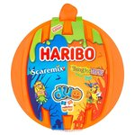 Clearance Line Haribo Scaremix and Tangfastricks Halloween Tub 800g