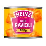 Clearance Line Heinz Beef Ravioli In Tomato Sauce 200g