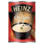 Clearance Line Heinz Cream Of Chicken Soup 400g