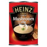 Clearance Line Heinz Cream Of Mushroom Soup 400g