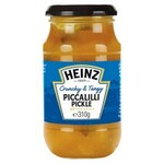 Clearance Line Heinz Piccalilli Pickle 310g