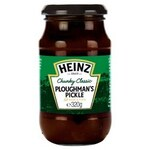 Clearance Line Heinz Ploughmans Pickle 320G