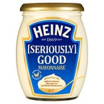 Clearance Line Heinz Seriously Good Mayonnaise 480G